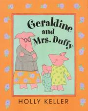 Cover of: Geraldine and Mrs. Duffy