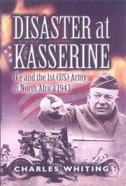 Cover of: Disaster at Kasserine