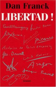 Cover of: Libertad!