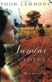 Cover of: Sunday clothes