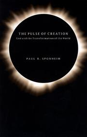 Cover of: The pulse of creation