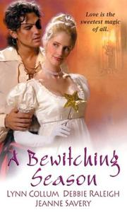 Cover of: A bewitching season
