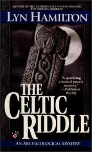 Cover of: The Celtic riddle