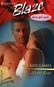 Cover of: Wicked games