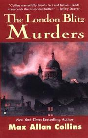 Cover of: The London Blitz murders