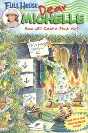 Cover of: How will Santa find me?
