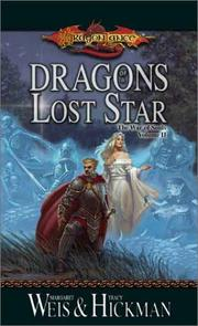 Cover of: Dragons of a lost star