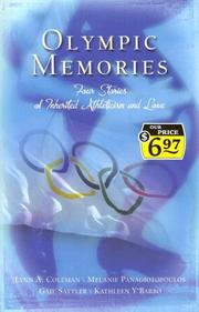 Cover of: Olympic Memories: Four Stories of Inherited Athleticism and Love