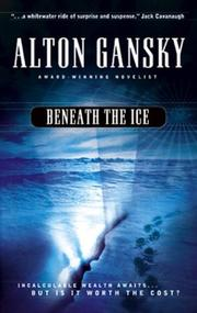Cover of: Beneath the ice