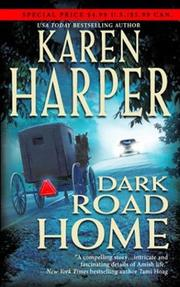 Cover of: Dark road home