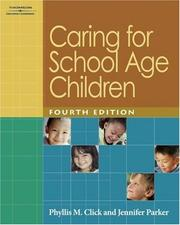 Cover of: Caring for school age children