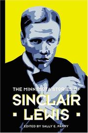 Cover of: The Minnesota stories of Sinclair Lewis