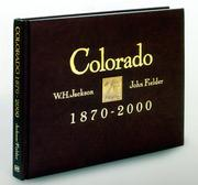 Cover of: Colorado, 1870-2000
