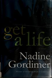 Cover of: Get a life