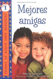 Cover of: Mejores amigas