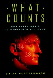 Cover of: What counts