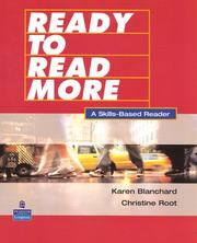 Cover of: Ready to read more