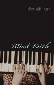 Cover of: Blind faith