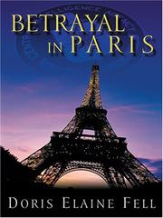 Cover of: Betrayal in Paris