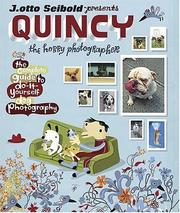 Cover of: Quincy, the hobby photographer