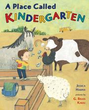 Cover of: A place called Kindergarten