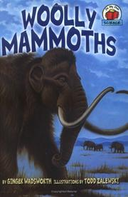 Cover of: Woolly mammoths