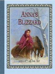 Cover of: Anna's blizzard