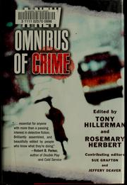 Cover of: A new omnibus of crime