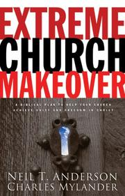 Cover of: Extreme church makeover