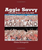 Cover of: Aggie savvy