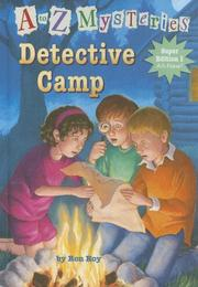 Cover of: Detective camp