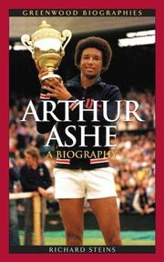 Cover of: Arthur Ashe