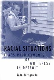 Cover of: Racial situations