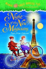 Cover of: Night of the New Magicians