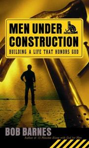 Cover of: Men under construction