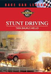 Cover of: Stunt driving