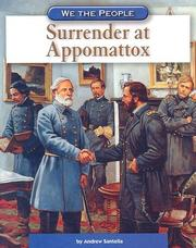 Cover of: Surrender at appomattox