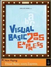 Cover of: Visual Basic 2005 express