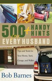 Cover of: 500 handy hints for every husband