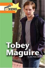 Cover of: Tobey Maguire