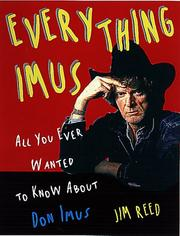 Cover of: Everything Imus