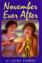 Cover of: November ever after