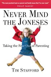 Cover of: Never mind the Joneses