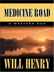 Cover of: Medicine Road: a western duo