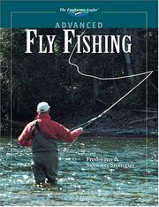 Cover of: Advanced fly fishing