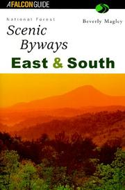 Cover of: National forest scenic byways, East & South