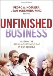 Cover of: Unfinished business