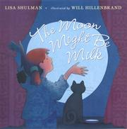 Cover of: The moon might be milk