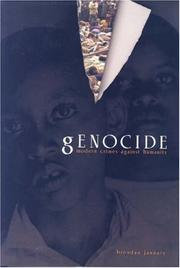 Cover of: Genocide: Modern Crimes Against Humanity