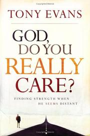 Cover of: God, do you really care?